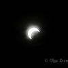 <p>5/20/2012 6:06pm</p>  <p>Annular sun eclipse.Taken at Redding, California.</p>