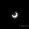<p>5/20/2012 6:30pm</p>  <p>Annular sun eclipse.Taken at Redding, California.</p>