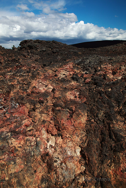 <p>Lava Colors at Craters of the Moon National Monument, Idaho, USA</p>