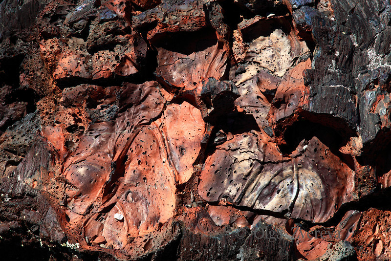 <p>Lava Texture at Craters of the Moon National Monument, Idaho, USA</p>