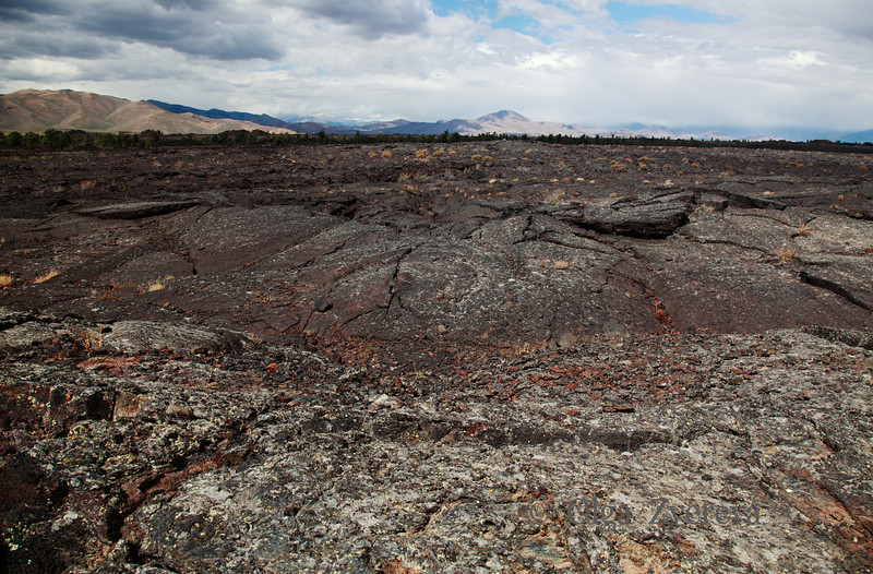 <p>Lava Field. Craters of the Moon National Monument, Idaho, USA</p>