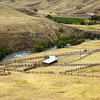 <p>Ranch. Hells Canyon, Oregon, USA</p>