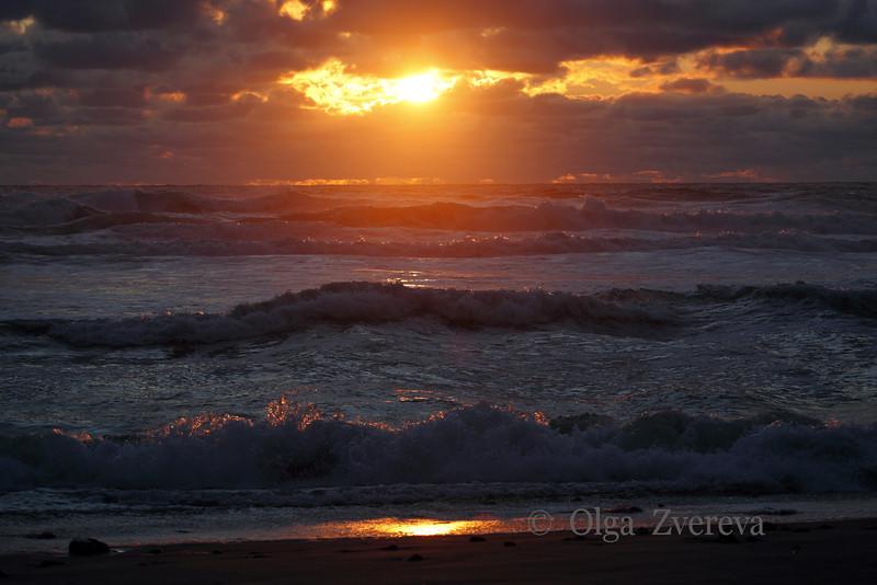 <p>Pacific ocean, Oregon, USA</p>