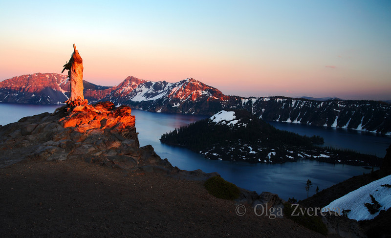 <p>Crater Lake National Park, Oregon, USA</p>