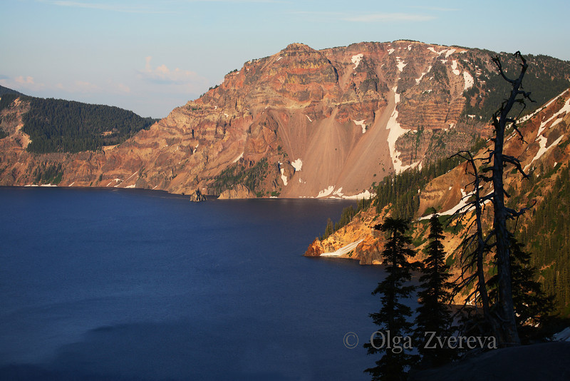 <p>Crater Lake National Park, Oregon, USA</p>
