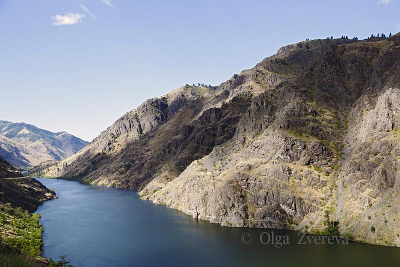<p>Hells Canyon, Oregon, USA</p>