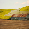 <p>Farm, Eastern Washington, USA</p>