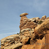 <p>Rock Formations in Island in the Sky, Canyonlands National Park, Utah, USA.</p>