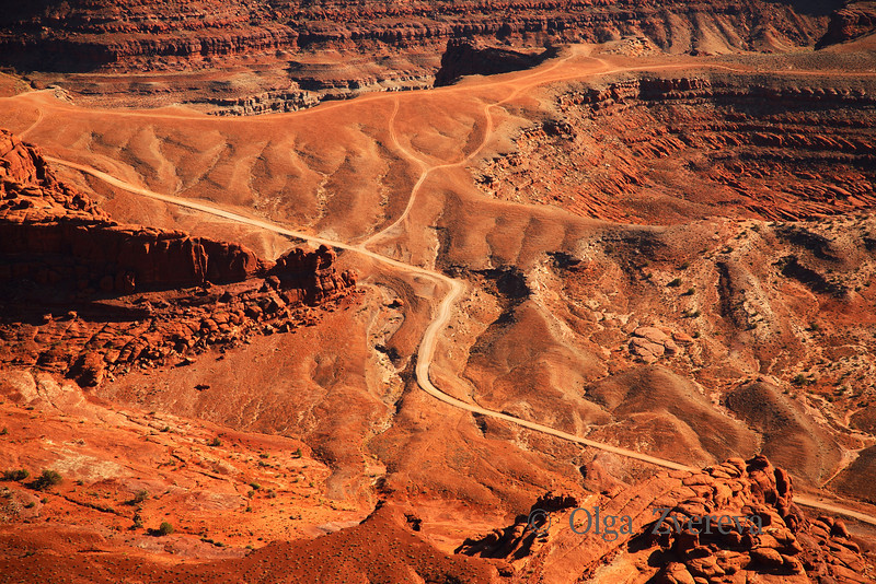 <p>View from Dead Horse Point State Park, Utah, USA</p>