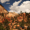 <p>Sandstone formations, Zion National Park, Utah, USA</p>