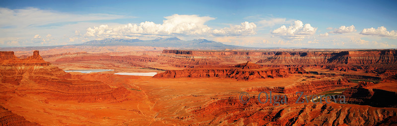 <p>Dead Horse Point State Park, Utah, USA</p>