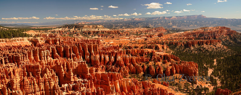 <p>Bryce Point Panorama, Bryce Canyon National Park, Utah, USA</p>