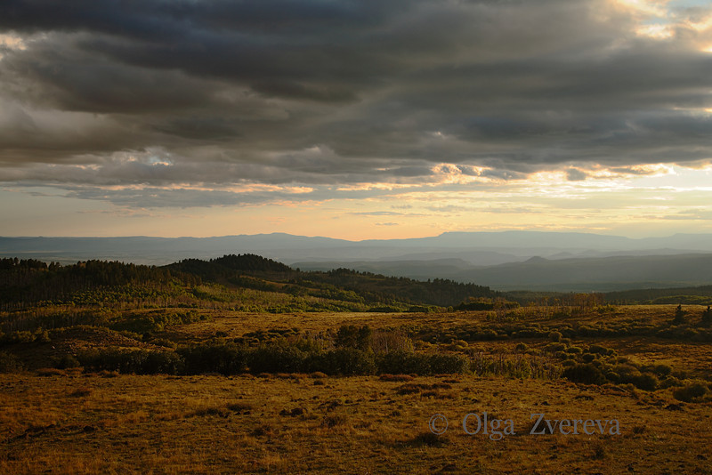 <p>View from Scenic Byway 12, Utah, USA</p>