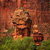 <p>The Pulpit, Zion National Park, Utah, USA</p>