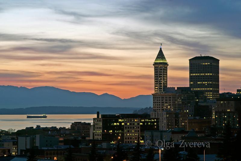 <p>Smith Tower, Seattle, Washington, USA<p>