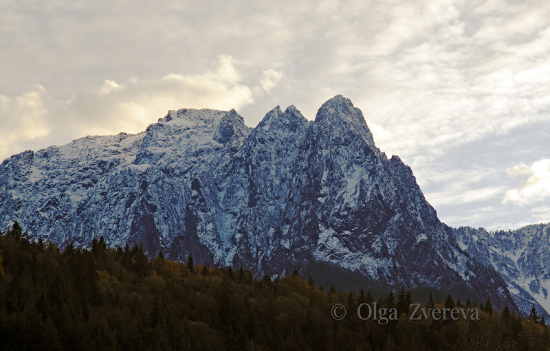 <p>Mount Index, Cascade Range of Washington state, USA</p>