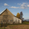 <p>Barn in Skagit Valley, Washington, USA</p>