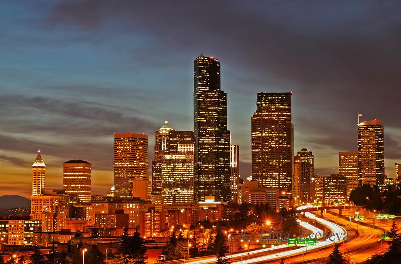 <p>Downtown, Seattle, Washington, USA<p>