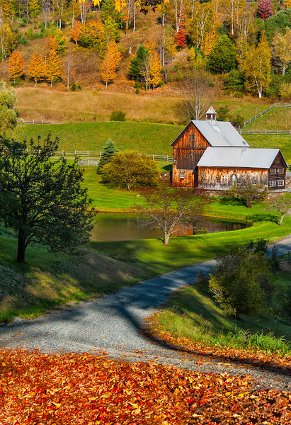Sleepy Hollow Farm; Cloudland Road, Vermont