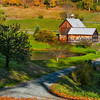Sleepy Hollow Farm; Cloudland Road, Vermont