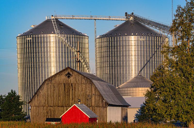 Farm; Tuscola County, MI