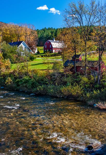 Farm; Bridgewater Corners, Vermont