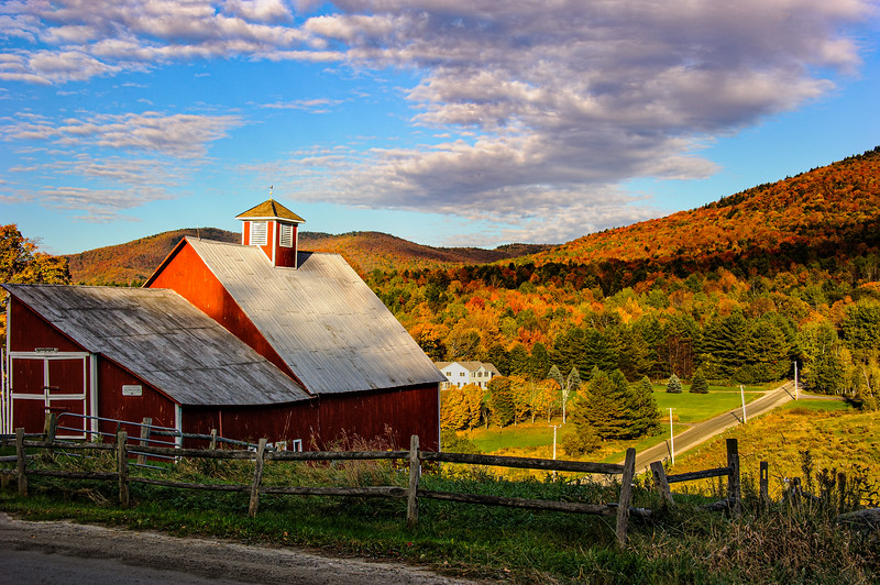 Grand View Farm; Stowe, Vermont