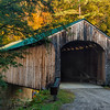 Montgomery Covered Bridge, Waterville