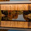 Longley Covered Bridge; Montgomery Center