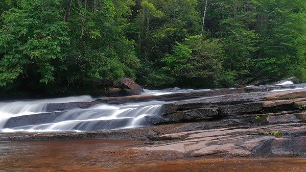 The Little River - DuPont State Forest