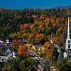 Stowe Village; Vermont