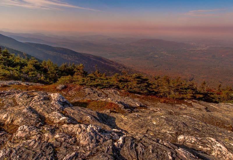 Summit, Mt. Mansfield