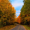 National Forest Highway Color; Hiawatha National Forest