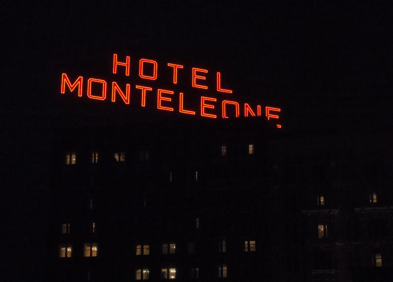 Hotel Monteleone, French Quarter, NOLA