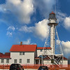 Whitefish Point Light, Paradise, Michigan