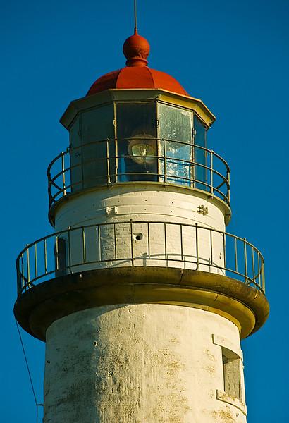 Point AuBarques Light, Lake Huron, Michigan
