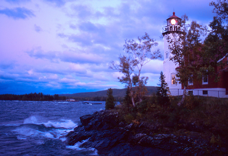 Eagle Harbor Light, Eagle Harbor, Michigan