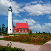 Tawas Point Light