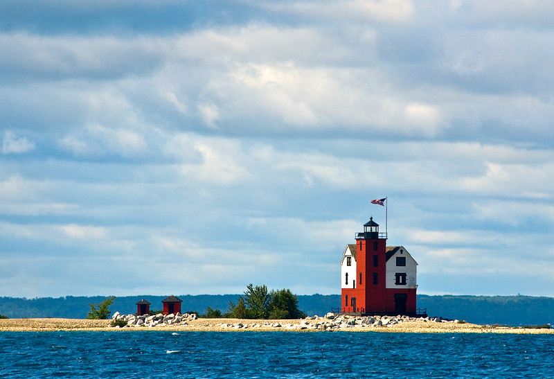 Mackinac Island Light, Mackinac Island, Michigan