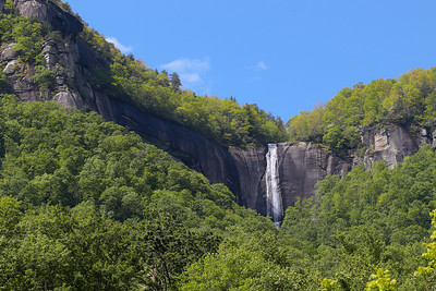 Hickory Nut Falls - Lake Lure, NC