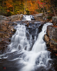 Brown Brook Falls - New Hampshire