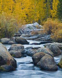 Stream at Lake Sebrina