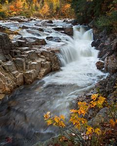 Rocky Gorge - Kancamagus Hwy - New Hampshire