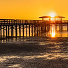 Sunrise over Safety Harbor Pier