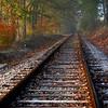 Misty Fall Rails