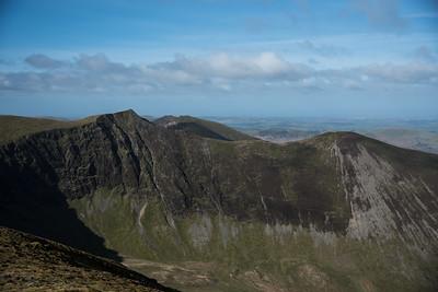 Hobcarton Crag and Hopegill Head