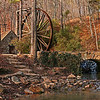The Waterwheel.  Berry College, Rome, Georgia