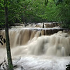 Rutledge Falls After Heavy Rain