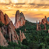 Garden of the Gods Central