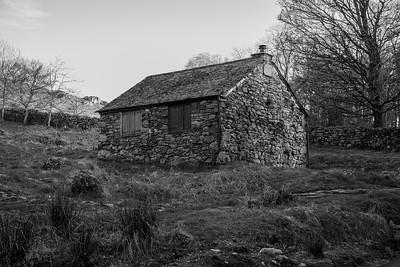 Bark House Bothy